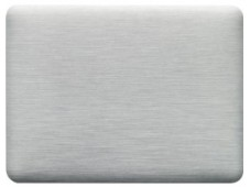 A40 Silver Brushed ACP Sheet