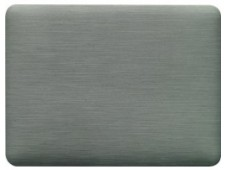 A42 Black Brushed ACP Sheet